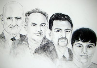 Multigenerational-portrait-24-x-36-charcoal