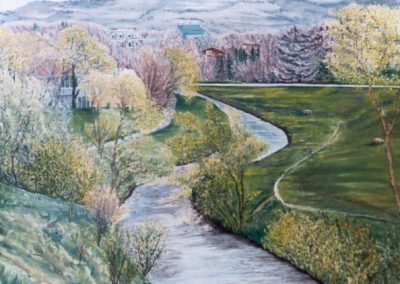 Rennies-River-Trail,-NFLD-45-x-45-oil