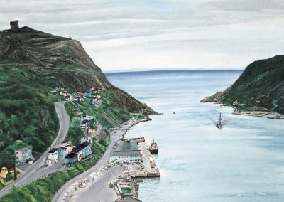 The-Narrows,-NFLD-36-x-36-Oil
