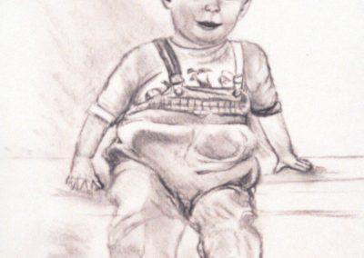 baby-boy-11-x-14-charcoal